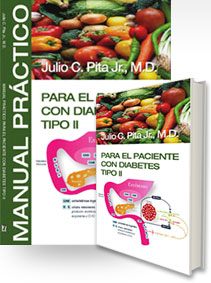 Dr. Julio Pita M.D. Manual Pr�ctico para el paciente con Diabetes Tipo II Medico Endocrin�logo, Internal Medicine, Diabetes Doctor, Metabolisim Physician Miami, Florida